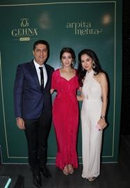 Fashion Designer Arpita Mehta Collaborates With Gehna Jewellers