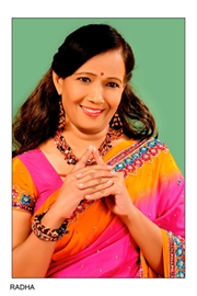 Radha Dubey The Versatile  Character Actress To Debut In Bollywood