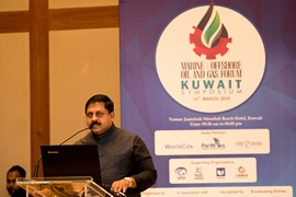 UAE Businessman Sohan Roy's Aries Group Plans For Billion Dollar Investment In Marine/Offshore/Oil & Gas/Petrochemicals In Kuwait