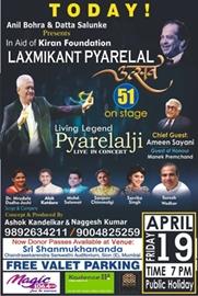 Laxmikant Pyarelal Utsav Was A Massive Success
