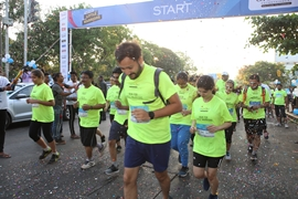 Run for Little Warriors  Saw Hundreds Hit The Streets For Cancer Campaign