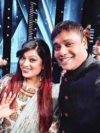 It Was A Special Birthday On The Sets Of Saregamapa Lil Champs Says Hrishikesh Chury