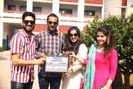 Muhurat Of Punjabi Movie Amaanat