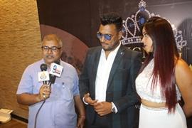 Monica Shaikh Celebrated Her Birthday At Mumbai Audition Of Reigning Mrs India 2019