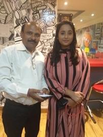 Special Screening And Press Conference Of Producer Rajkumar's  Punjabi Film AASRA