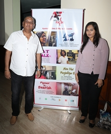 Launch of Ajay Jaswal And Apeksha Jaswal's Music Label Apeksha Films And Music First Video LAUT AAO NA Sung By Shaan Featuring Ravi Bhatia And Sonali Sudan Out Now