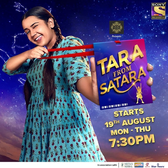 A New Age Production House IdeaRack Ventures Into Television Production With Tara From Satara