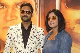 All Show Houseful Of Vinod Yadav's Film GUNDA In PVR Of Bareilly UP