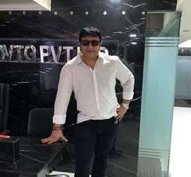 Happenings Advertising Chairman Harish Shaktawat – A Successful Business Man