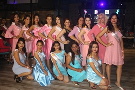 IAWA MS MRS INDIA 2019 Press Meet Hosted By Trumpet Sky Lounge