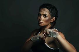 Poster Boys Actress Samikssha Bhatnagar Punching Her Way Into Action Flicks