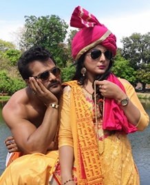 Smriti Sinha's Comeback In Bhojpuri Films With Bang