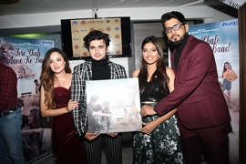 DUAL CELEBRATION – Piping Hot Resto Bar And Private Lounge Hosted A Pre Diwali Bash Plus Meet Bros And Raajeev Sharma Launched A New Music Label Dhunkii And Its First Song – Tere Chale Aane Ke Baad