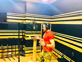 Kashmiri Music Director Sahil Multy Khan Gave Music For Rakesh Sawant's Coming Film  Mudda 370 J&K