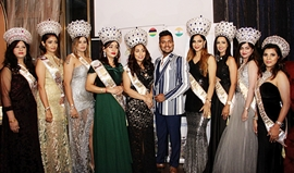Mrs India Universe 2019  Press Conference By Tushhar Dhaliwal And Archana Tomer