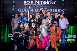 World's Top 5 DJanes Win  QUEEN OF MASHUPS Global Title For 2019