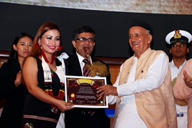 23 Northeast Unsung Heroes Awarded in the Presence of Hon'ble  Governor of Maharashtra at Mumbai