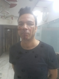 Arrested in the name of giving finance to films Fights With  victim Director  Arhan Akhtar Khan
