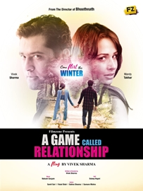 Director Vivek Sharma's New Film A Game Called Relationship Releasing on 7 Feb 2020