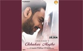 Teaser Out –  Singer Arun Singh First Single Chhukar Mujhe