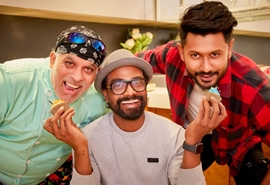Krunal Shah Turning Into Restaurateur With Big Name Remo Dsouza Along With His Partner Kiran Khabad