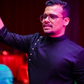 Sudeesh Nair and Erem khan Stage Skuare team became first Indian who performed between The Dallas Mavericks and Phoenix Suns basketball Match at Dallas US