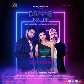 Girish Nakod Feat Muhfaad And Ankita Thakur Released By Vsquare Music On Valentine's Day