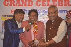 GLIMPSES OF SHE EVENT  DIRECTOR SHAKEEL S SAIFEE GETS LIFE TIME ACHIEVEMENT  AWARDS