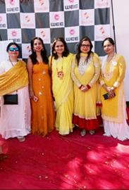 Celebrity Singer Mr. Abhijeet Bhattacharya supports WEE – Women Entrepreneurs Enclave