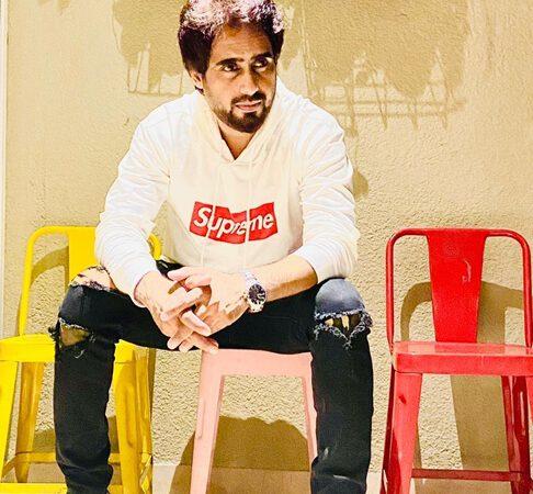 Actor Rajveer Singh Of Punjab Is Very Excited About The Punjabi Film ROSHNI