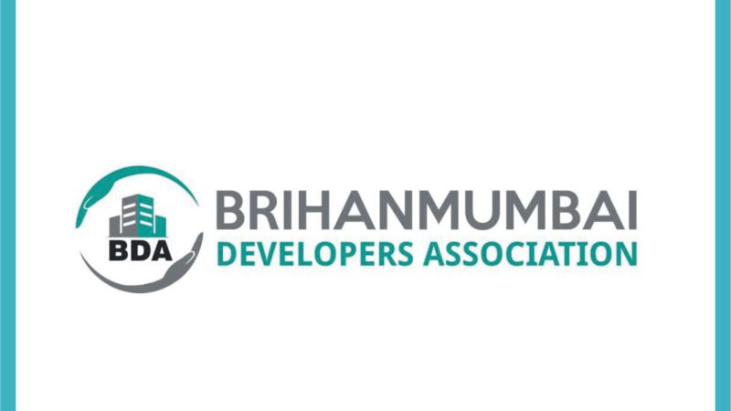 Brihanmumbai Developers Association (BDA) Mega Unity Webinar Highlights Pain Points Of Real Estate – Underlines the need for all stakeholders to come together on a common platform and convey critical changes that the authorities need to urgently implement