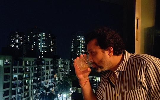 Gautam Chaturvedi's First Ever Short Film Work From Home Wins The Outstanding Achievement  Award At Druk International Film Festival -DIFF