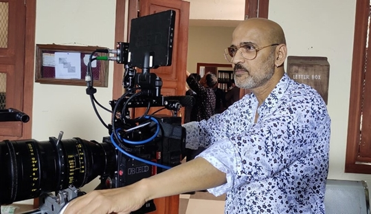 Alok Shrivasata's  Miss Masala Dosa  Team Complete The Shooting Schedule  Of Their Film By Following All The Safety Guidelines Laid By The State Government