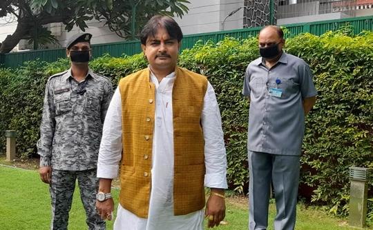 Delhi NCR Se  BJP Leader Vijay Bhardwaj Ka Loud And Clear Message On 74th Independence  Day 2020