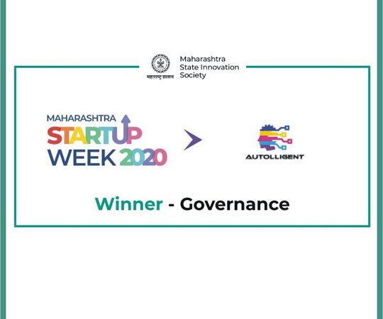 Autolligent Wins Maharashtra Government Award For Its RPA Software