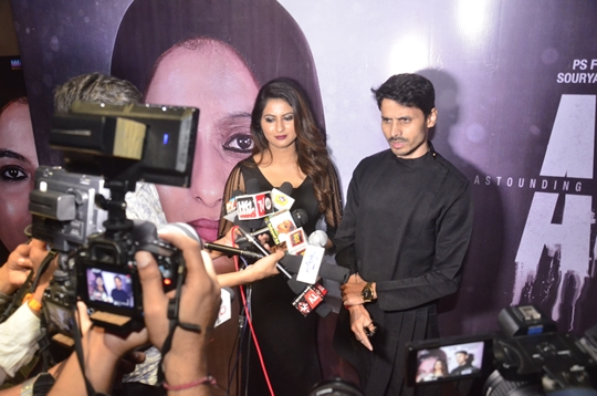The Society and country will be better by respecting women  Actor Man Singh & Priyanka speaks on ACID Release in Mauritius