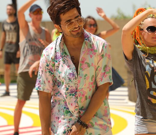 Singer  Nikk Reunites With Actress Avneet Kaur For Romantic Track Badaami Rang
