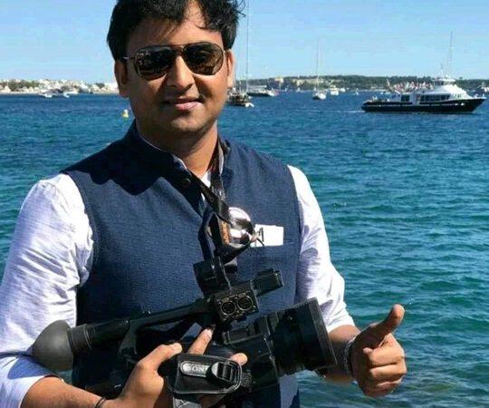 UAE Based Aries Epica's Director Satish Chandran wins the prestigious AVGC Award