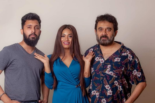 HDS Calendar 2021 Shoot In Mumbai By Photpgrapher Karan Henry  This Years Theme Being Crime And  Criminals