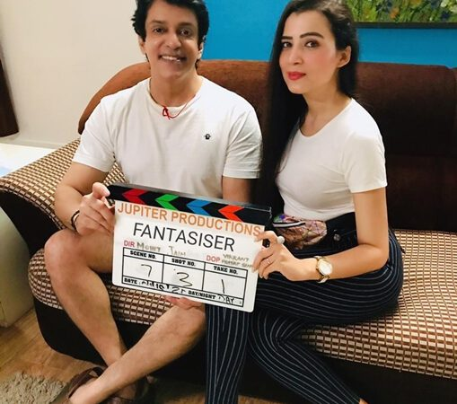 Producer Diva Singh's Psychological Thriller Fantasiser Featuring Ajay Gehi & Aradhna Sharma Out On MX Player