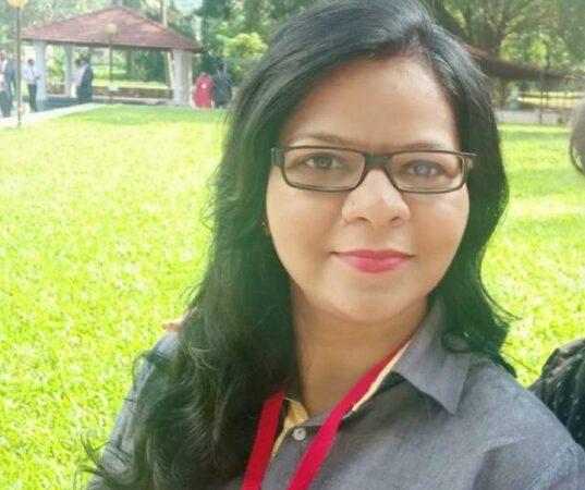 Dr Sushila Rathod MD [AYURVED] Winner Of Women's Achievers Award