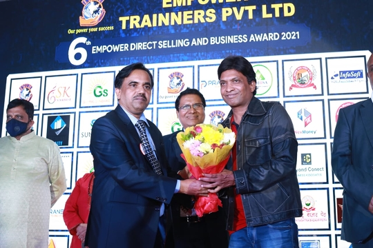 6th Empower Direct Selling & Business Award 2021