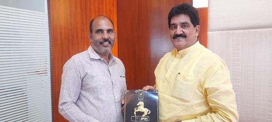 Aaj Ka Karmveer Awards Happening On 17th October 2021 In Mumbai