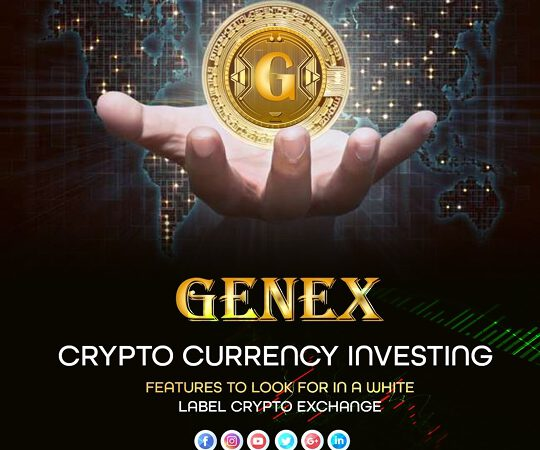 The New Generation in Crypto Coins   Genex Coins Winning People's Hearts-   A new digital investment opportunity available on different trade exchanges